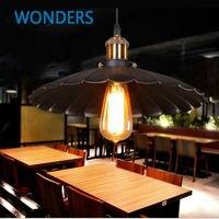 Edison Bulb Vintage Industrial Lighting Copper Lamp Holder Pendant Light American Aisle Lights Lamp 110 260v Light Fixtures