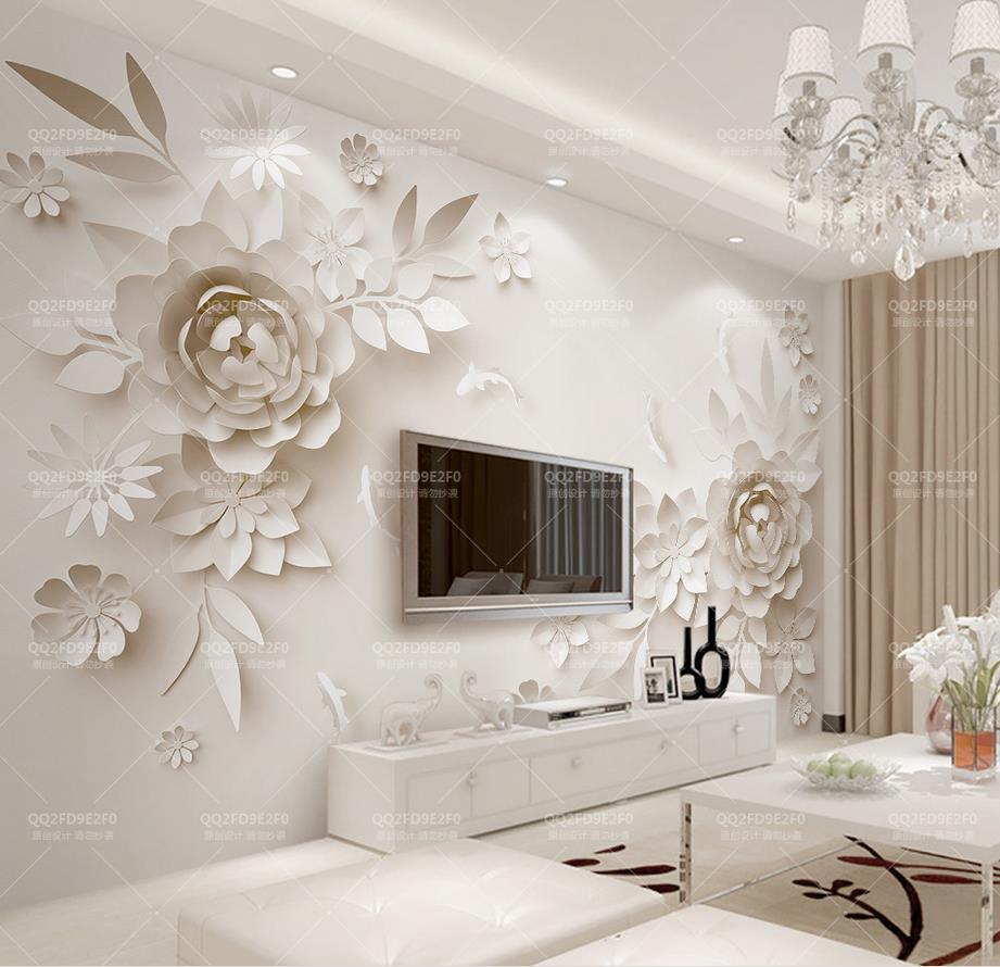 Wallpaper home decor modern wallpaper home for Cheap modern wallpaper