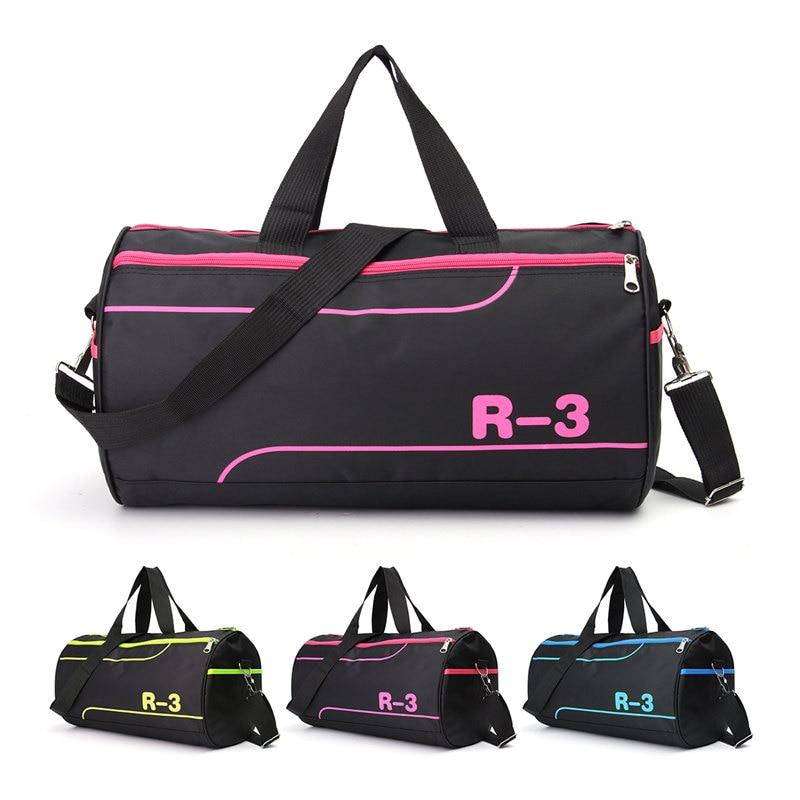 Handbag Sport-Bag Women Duffel-Bag Yoga-Mat Nylon Fitness Multifunction Outdoor Hot Female