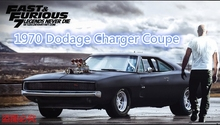 1:32/Simulation Die-Cast model Pull Back car toy/1970 Dodge Charger Coupe/have lighting and music/Fast and Furious 7 series
