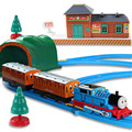 Thomas And Friends Electric Trains Track Set Children's Creative Toys Trackmaster Model Packing 41X11X31cm