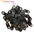 10PCS For iPhone 7 plus back Camera Glass Lens Cover Replacement For iPhone 7 Rear amera glass lens cover Ring