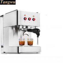 Italian coffee machine is specialized in semi-automatic, semi-automatic and small steam