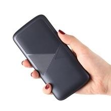 Ultra Thin Power Bank 10000mAh Dual USB fast charge powerbank 10000 mah Mobile Phone External Battery pack power supply