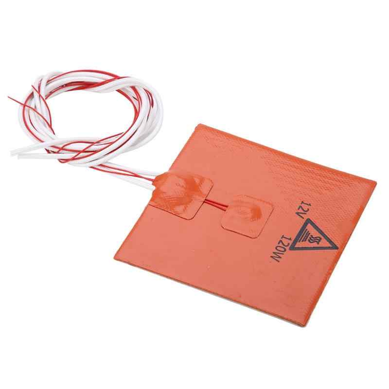 220 v 3D מדפסת אביזרי סיליקון חם מחומם מיטת חימום Pad
