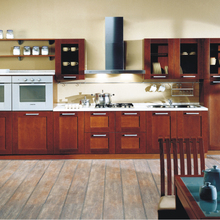 2019 Free design Customized furniture for kitchen solid wood