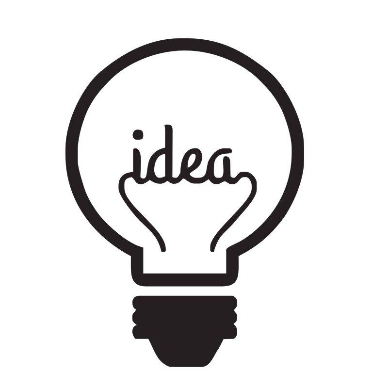 Ide simbol motivasi kutipan stiker dinding dekorasi rumah ruang tamu kreatif lampu dinding decals vinyl sticker di wall stickers dari rumah taman