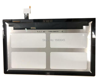 Touch Screen Glass LCD SCREEN Digitizer Assembly TV133QHM-NL0 with NO-FRAME For Lenovo Yoga Tablet 2 Pro 1371 1380 2560X1440