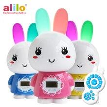 Alilo G7 BIG BUNNY bunny Inteligencia Bebé juguetes Sonajeros música mp3/reproductor de historia para bebé recién nacido