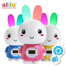 Alilo bunny G7 BIG BUNNY Intelligence Baby toys Rattles mp3 music/story player for newborn baby