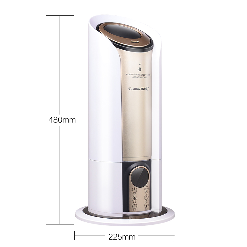 Floor style humidifier Home Mute Pregnant women air conditioning bedroom High capacity Wetness air Aromatherapy machine humidifier home add water smart wetness mute bedroom air high capacity office aromatherapy machine