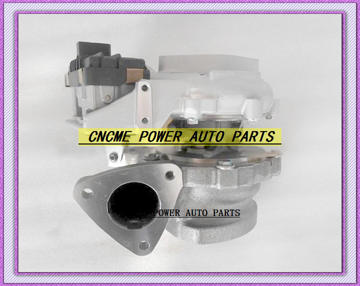 TURBO Electric actuator GTB1749VK 787556 787556-0017 1760759 1717628 1719695 For FORD Commercial Transit Duratorq 11- 2.2L TDCI