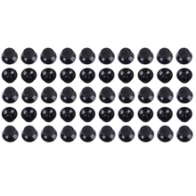 50 pcs/Lot Tampa 3D Varas Polegar Analogico Tampao do Cogumelo Joystick Thumbstick Cap for XBOX 360 controller