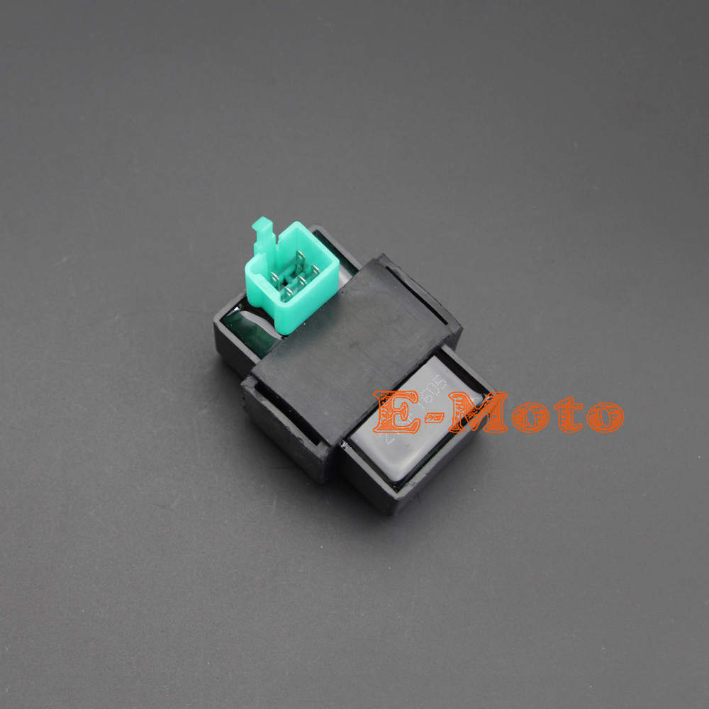 Ignition Coil 5 Pin Cdi 12v Regulator Rectifier Relay For 50 70 90 Schematic Motorcycle 110 125 Cc Chinese Atv Quad Dirt Bike New E Moto In Motorbike Ingition From Automobiles