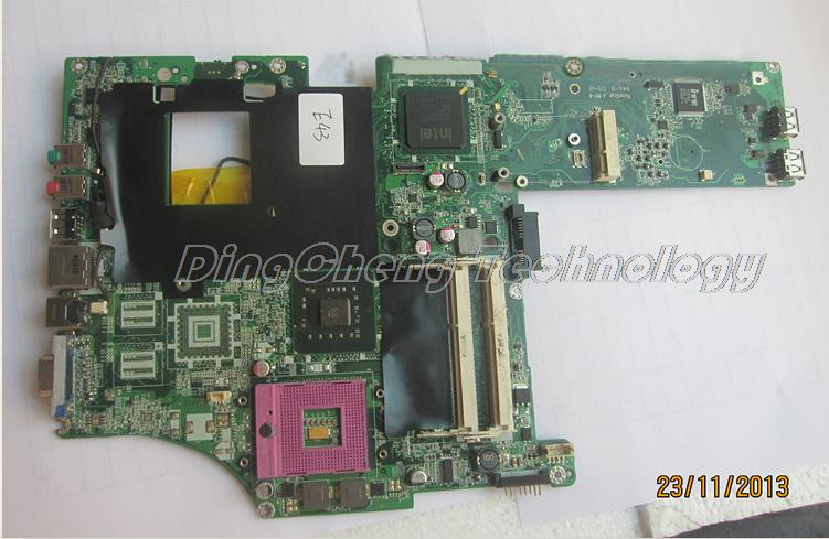 SHELI laptop Motherboard/mainboard for Lenovo E43 with integrated graphics card DDR2 100% tested Fully