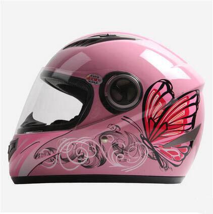 Tamaño libre YEMA cuatro estaciones señora motocicleta casco de Moto casco integral casco de seguridad Eléctrica YM-827 Con bufanda de invierno