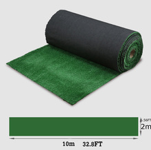 2 10m 1 5cm Encryption Plastic Artificial Turf Gr Carpet
