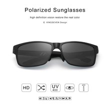 Men Polarized Sunglasses Aluminum Magnesium Sun Glasses Driving Glasses