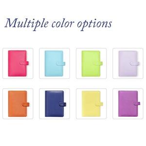Image 4 - Lovedoki agenda quotidien, agenda personnel, série Dokibook, carnet de notes, couverture couleur bonbon, A5 et A6, feuilles mobiles, nouveau 2020