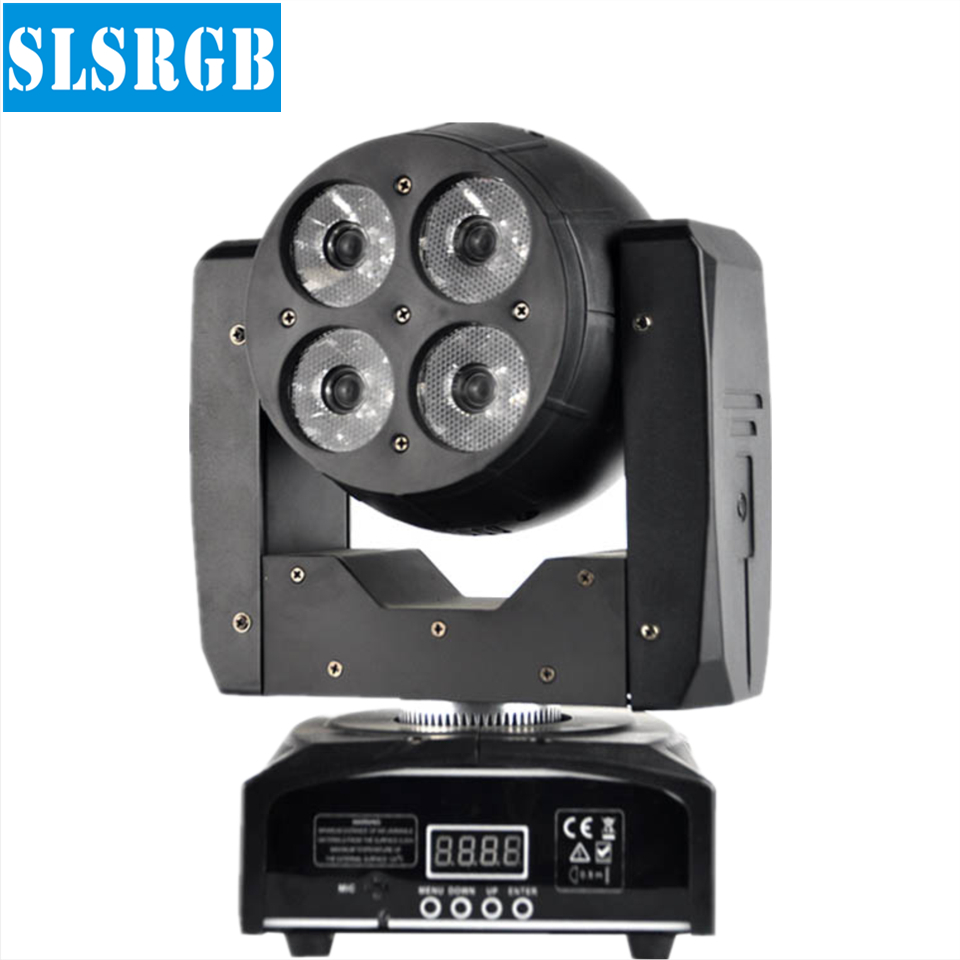 2017 disco club mini two-side led 8x15W 4-in-1 RGBW wash moving head lighting double side 8x15w beam moving head and price
