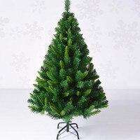 1.2 메터/120 센치메터 디럭스 암호화 혼합 포인트 잎 자동 크리스마스 트리 크리스마스 호텔 쇼핑몰 홈 장식