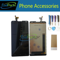 High Quality Black Color For Prestigio Grace X7 PSP7505 PSP7505Duo LCD Display And Touch Screen Digitize