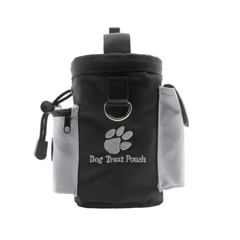 New Snack Bait Dog Outdoor Pouch Food Bag Dogs Snack Bag Useful Pet Dog Training Treat Dog Carriers Pack Pouch
