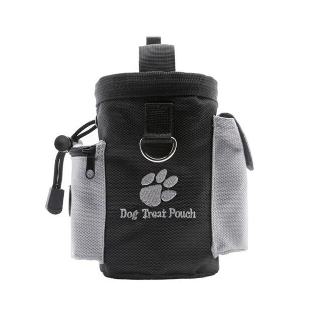 2018 Novo Cão Isca Lanche Ao Ar Livre Bolsa Saco de Comida Saco Útil Tratar Portadores Do Cão Treinamento Do Cão do animal de Estimação Cães Lanche Pacote bolsa