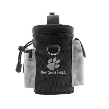 Новинка 2018, снэк-приманка, сумка для собак, сумка для еды, снэк-мешок для собак, полезный тренировочный мешок для собак, сумка для переноски собак