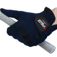 Men's Soft Breathable Abrasion Golf Glove