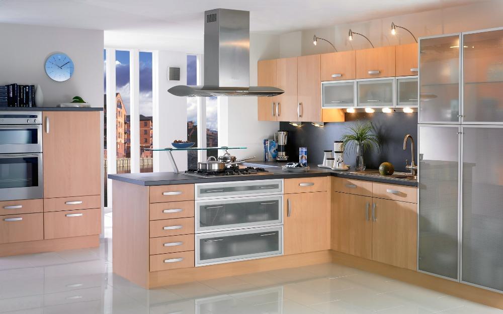 isla de la cocina del gabinete amrica del estilo de diseo del gabinete de cocina