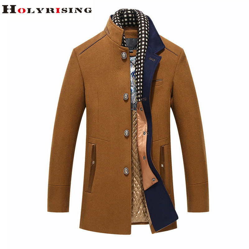 Online Buy Wholesale wool pea coat men from China wool pea coat