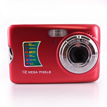 Telescopic Digital camera with 2.7
