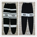 Hiphop Hba Pants Tide Brand Men Trousers Hba Pants Male Korean Sportswear Pants Men Cotton Hip Hop Hba Whalesale Free Shipping