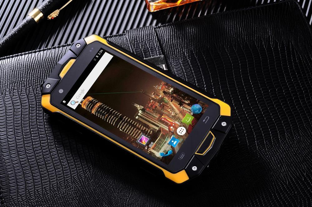 original LEMHOOV V18 IP68 Waterproof phone Rugged Android Smartphone Shockproof MTK6753 octa Core 3GB RAM 2 Watt UHF Radio 4G - 6