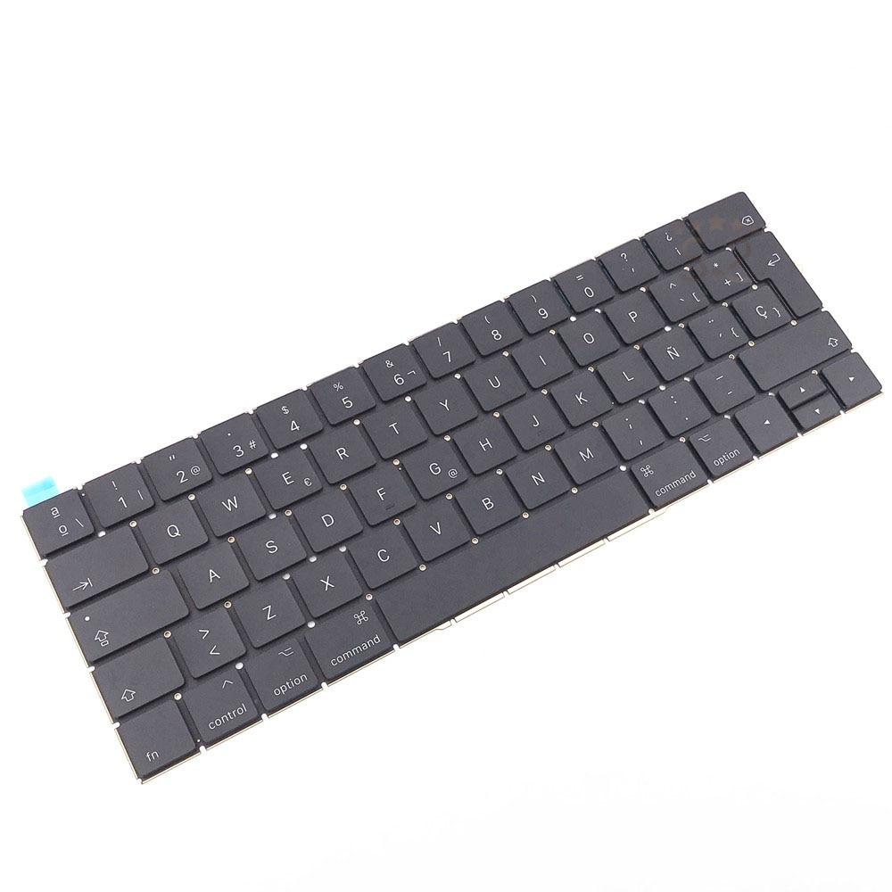 emc 3071 3163 3072 3162 spanish keyboard for macbook 13. Black Bedroom Furniture Sets. Home Design Ideas