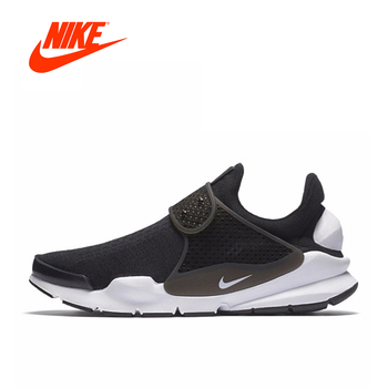 Original New Arrival Official Nike SOCK DART Men's Breathable Running Shoes  Sports Sneakers