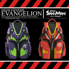 NEON GENESIS EVANGELION EVA EVA-2 Production Asuka Langley Soryu Shoulder Bag Backpack Cosplay Gift
