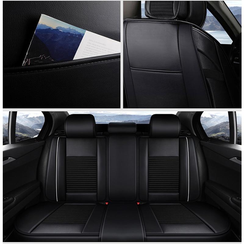 CAR TRAVEL Car Seat Cover For Hyundai IX35 IX25 Sonata Santafe Tucson ELANTRA Accent car accessories automobiles seat cover