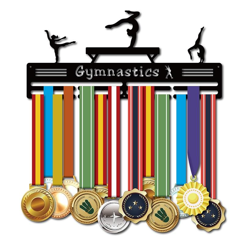 DDJOPH Medal hanger for Gymnast Sport medal hanger holder Gymnastics medal hanger