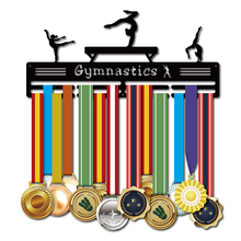 DDJOPH ميدالية شماعات ل اعبة جمباز الرياضة ميدالية شماعات حامل الجمباز ميدالية شماعات