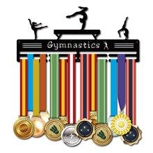 Gymnast 스포츠 메달 행거 홀더 ddjopf 메달 옷걸이 체조 메달 옷걸이