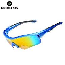 ROCKBROS Cycling Sun Glasses Gafas Ciclismo Polarized Men Women Outdoor Sports Bicycle Glasses Bike Mountain MTB Sunglasses