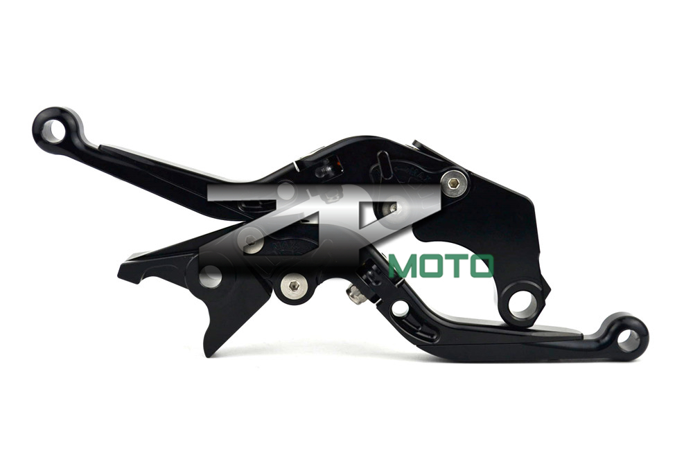 Adjustable Folding Extendable Brake Clutch Levers For Suzuki GSF650 BANDIT GSX650F GSX1250 F/SA TL1000S 8 Colors adjustable folding extendable brake clutch levers for kawasaki versys 1000 w800 zzr1200 zrx1100 1200 8 colors