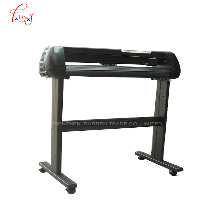 Vinyl Cutting plotter cutting width 630mm YH720 USB vinyl plotter cutte Desktop Cutting Plotter 220V free shipping sticker cutting machiner vinyl cutting plotter liw 720t support 90v 240v voltage ce