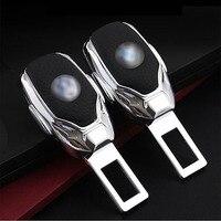 1pcs Top Quality Zinc Alloy Car Seat Belt Clip Extender Safety Belts Plug For Benz Land