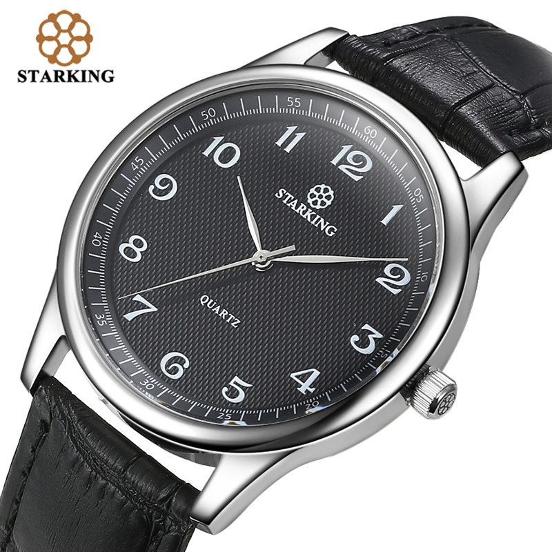 compare prices on all black watches men online shopping buy low starking import quartz watch men fashion top brand all black genuine leather elegant business wristwatch