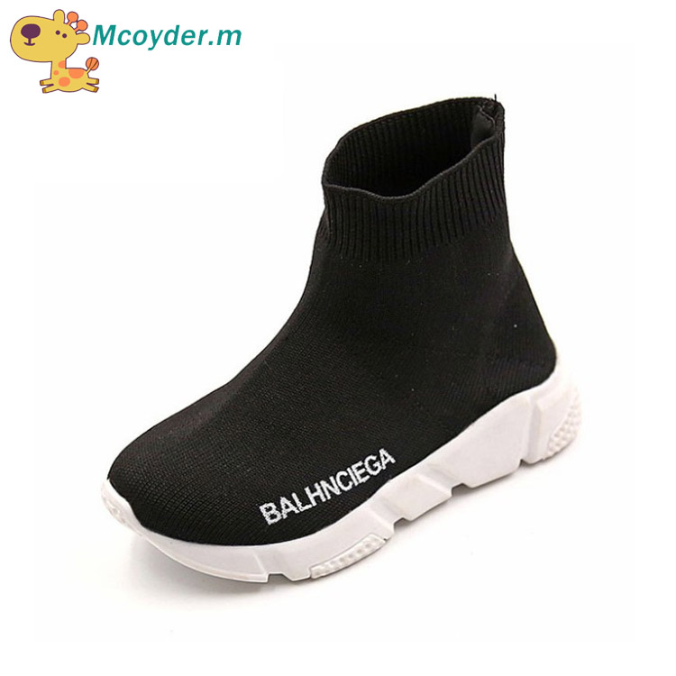 Children Shoes Girls Boys Shoes Kids Sneakers Lightweight Mesh Breathable Socks Shoes Sneaker For Baby School Shoe