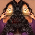 Hot 7a 13x4 swiss lace frontal closure with 3 bundles free shipping queen hair brazilian loose wave lace frontals with baby hair