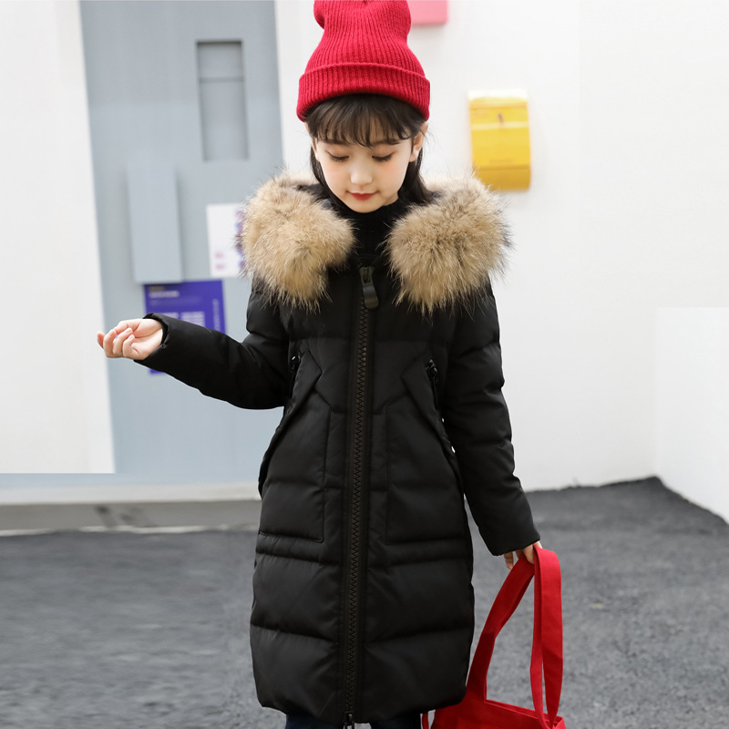 f0d7cc547f8c kids down jacket for girl children s cold winter jackets boys coat ...